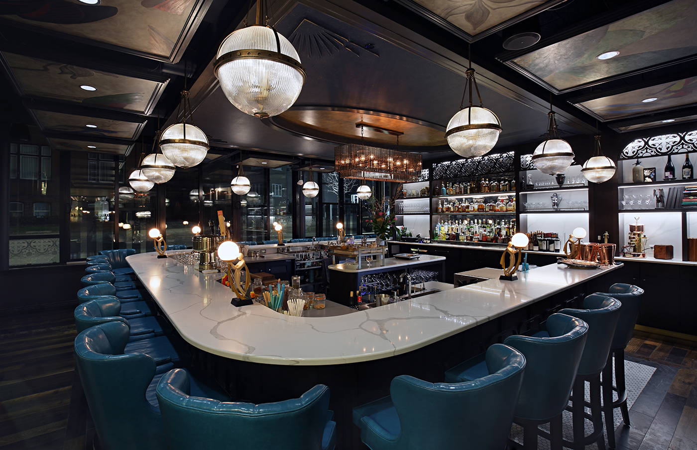 Loloan Lobby Bar